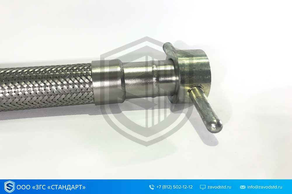 ГСМ. Металлорукав для СУГ.  Присоединительная арматура для слива-налива сжиженных углеводородов