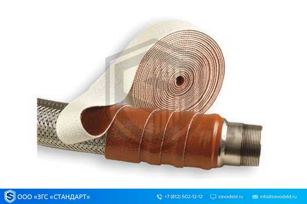 Термоизоляция для металлорукавов